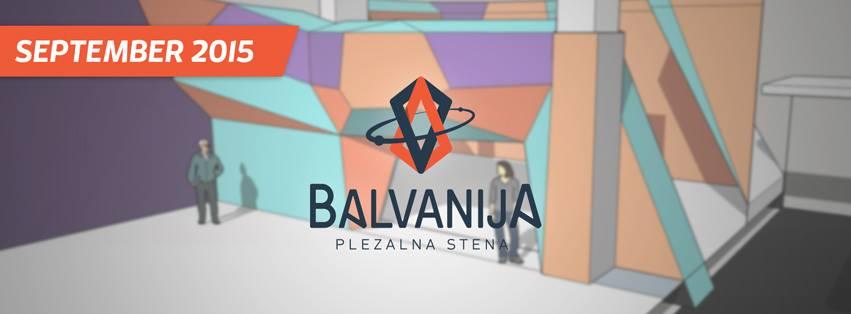 Prihaja Balvanija!