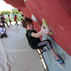 Plezalna šola za otroke Balvanija