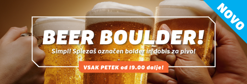 Beer boulder
