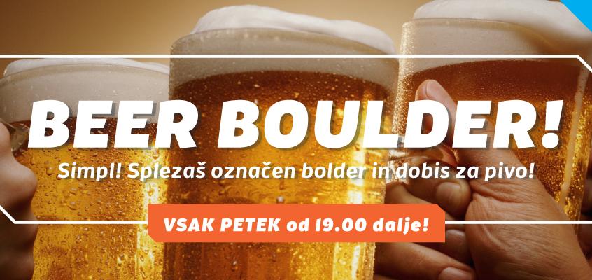 Vrača se BeerBoulder!