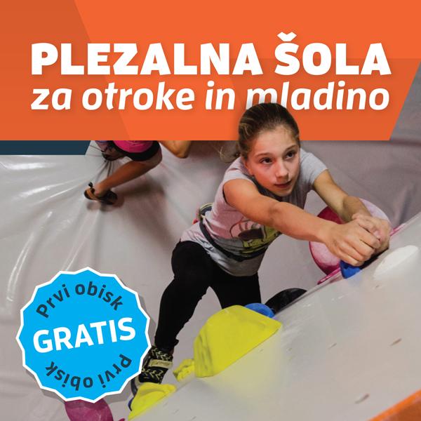 Nova sezona plezalne šole Balvanija!