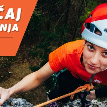 Začetni tečaj skalnega plezanja — 23. maj