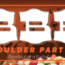 BBBBQ Boulder party!