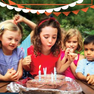 Otroške rojstnodnevne zabave