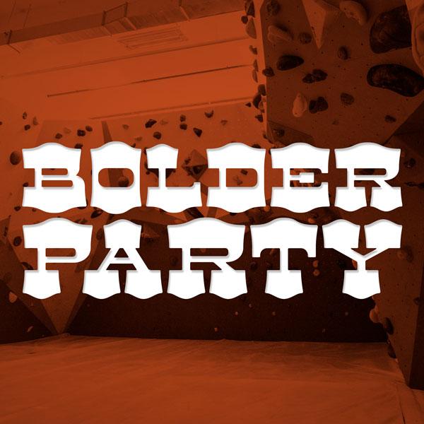 Boulder Party