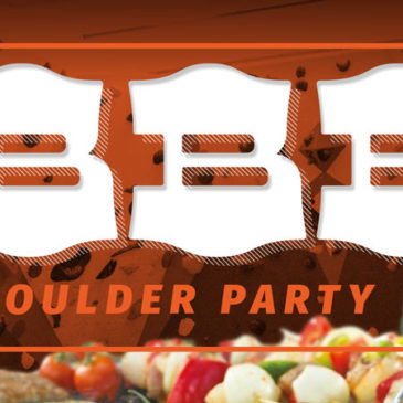 BBBBQ Boulder party! vol. 3