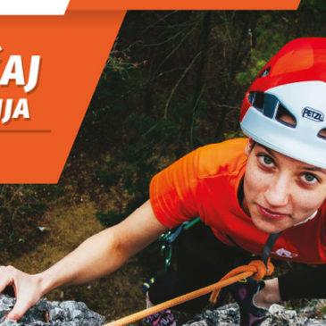 Začetni tečaj skalnega plezanja – 22. maj