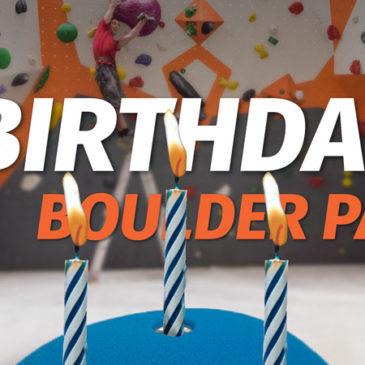 3. rojstni dan!