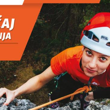 Začetni tečaj skalnega plezanja – 19. MAREC
