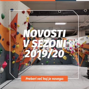 Pričetek nove sezone v Balvaniji – 2019/20