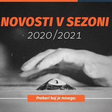Pričetek nove sezone v Balvaniji – 2020/21