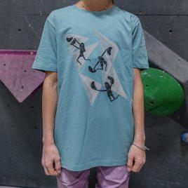 Otroška Balvanija Majica – MODRA