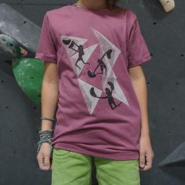 Otroška Balvanija Majica – ROZA